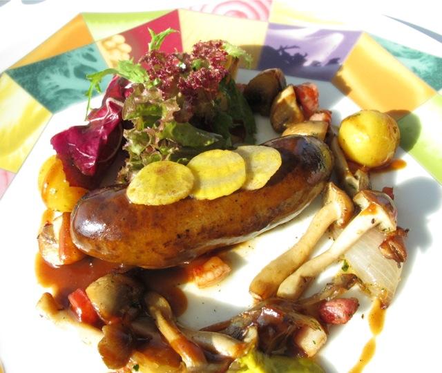 monnalisa sausage © Tokyo Food FIle