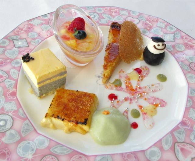 monnalisa desserts © Tokyo Food FIle