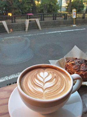 littlenap latte © Tokyo Food File