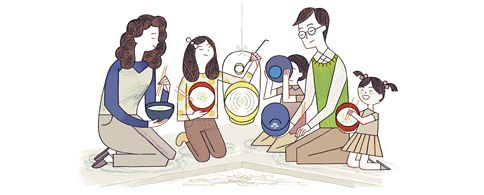 Nanakusa-gayu google doodle