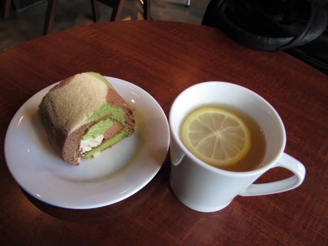 C*Lab camouf+tea © Tokyo Food File