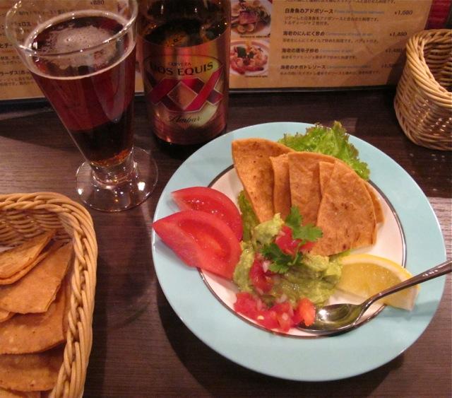 abrazo guacamole © Tokyo Food File