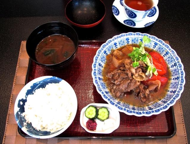 Basara lunch © Tokyo Food File