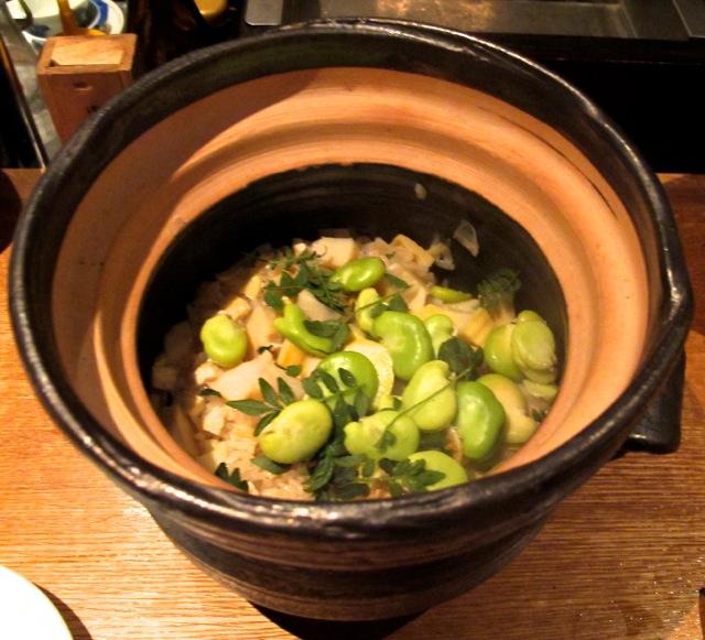 soramame takikomi gohan © Tokyo Food File