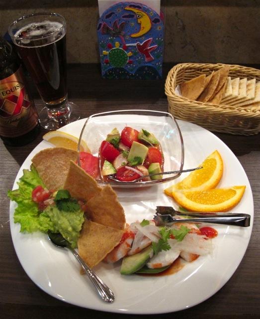 abrazo zensai © Tokyo Food File