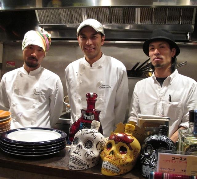 abrazo amigos © Tokyo Food File