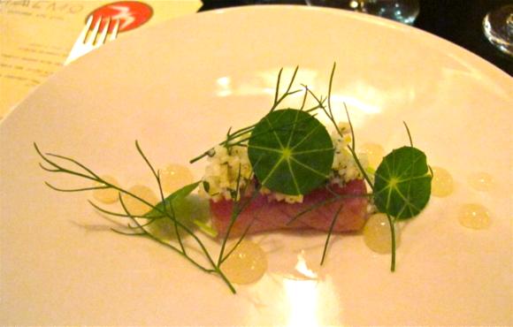 maaemo @fuglen fish © Tokyo Food File