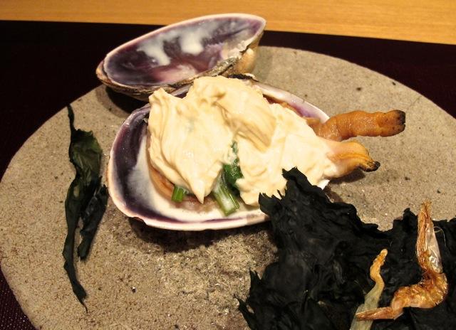 seashore 3 @ den © Tokyo Food File