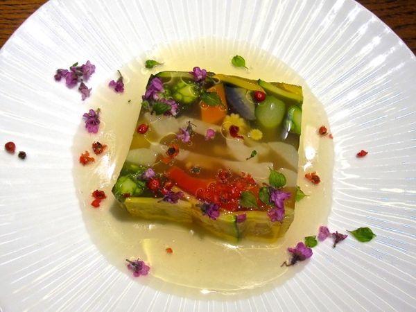 Orenokappa aspic © Tokyo Food File