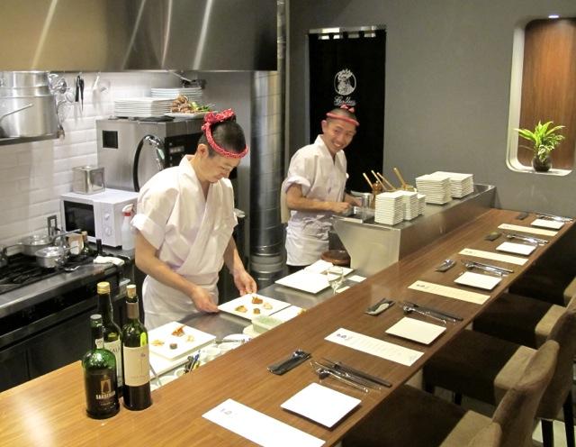 Gallus 2 chefs © Tokyo Food File