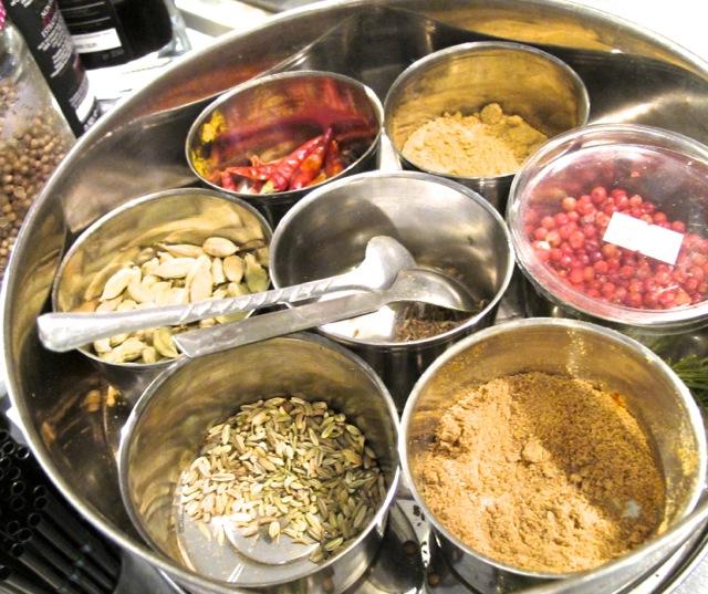 Kinfolk spices © Tokyo Food File