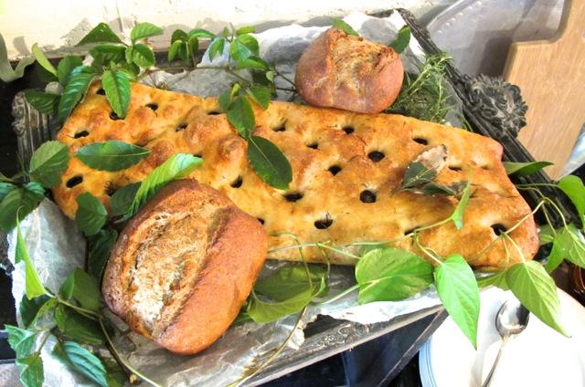 Kinfolk bread © Tokyo Food File
