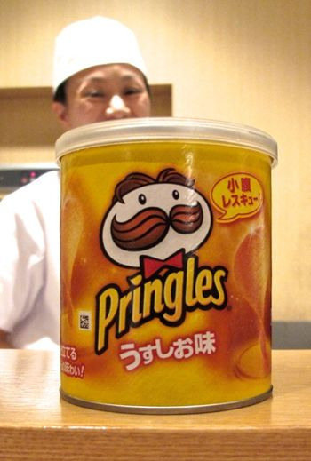 傳 pringles © Tokyo Food File