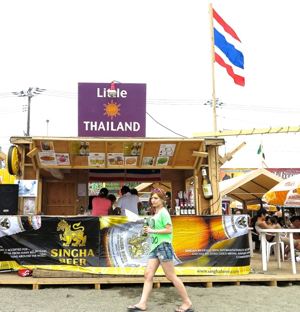 Little thailand © Tokyo Food File