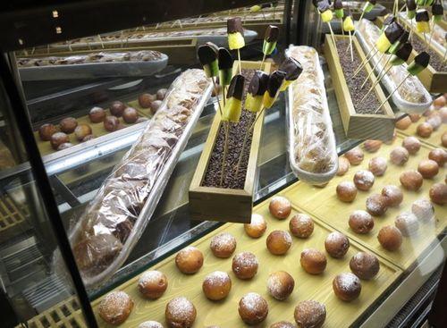Parkbrewery desserts © Tokyo Food File