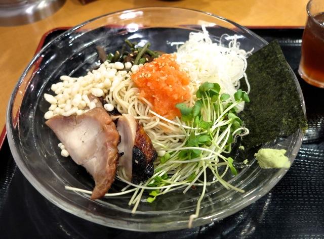 Bukkake Hakata soba © Tokyo Food File