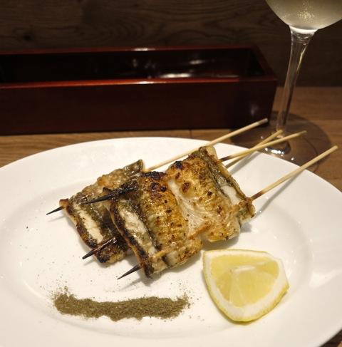 Kitchen nakamura anago © Tokyo Food File
