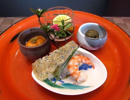 Basara zensai © Tokyo Food File