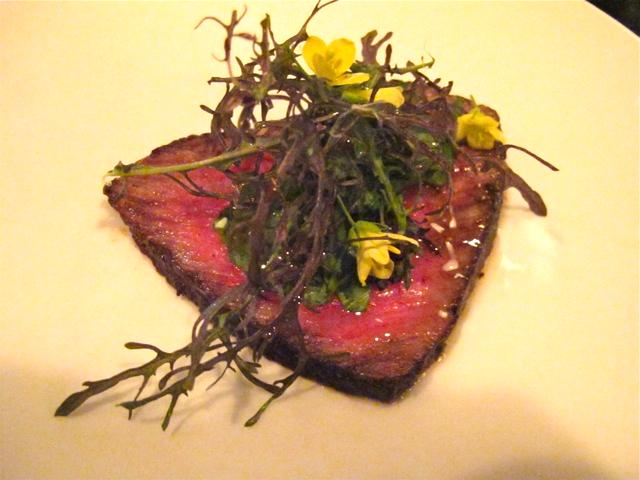 maaemo @fuglen beef © Tokyo Food File