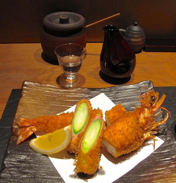 Ebi-fry © Tokyo Food File