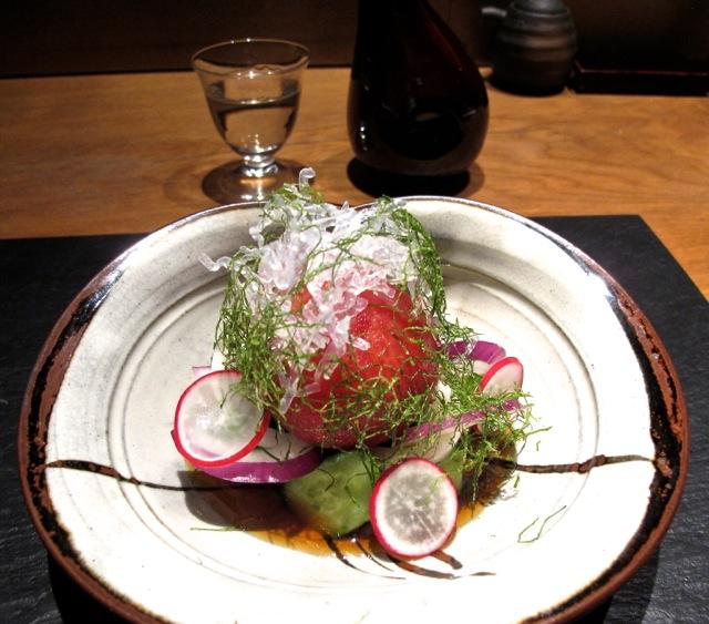 Katsuzen tomato © Tokyo Food File