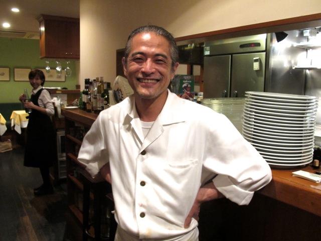 le dessin masuda-chef © Tokyo Food File