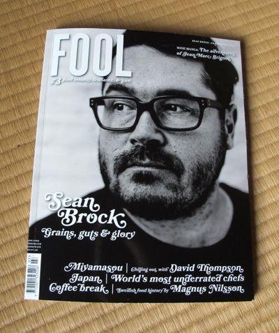 Fool mag cover © Tokyo Food File