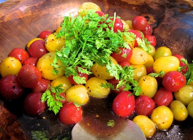Kinfolk tomato salad © Tokyo Food File