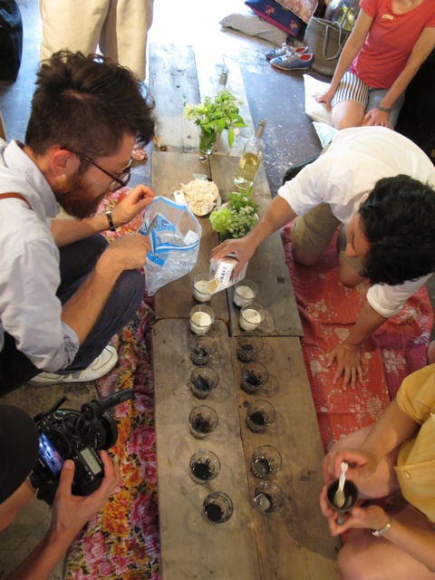 Kinfolk coffee ceremony 2 © Tokyo Food File