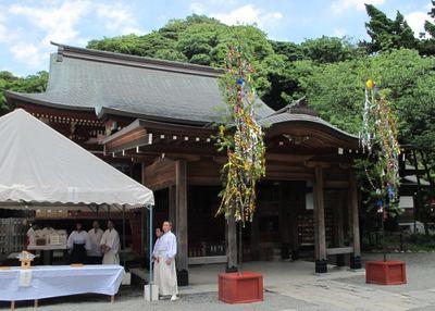 Tanabata hachimangu 3 © Tokyo Food File
