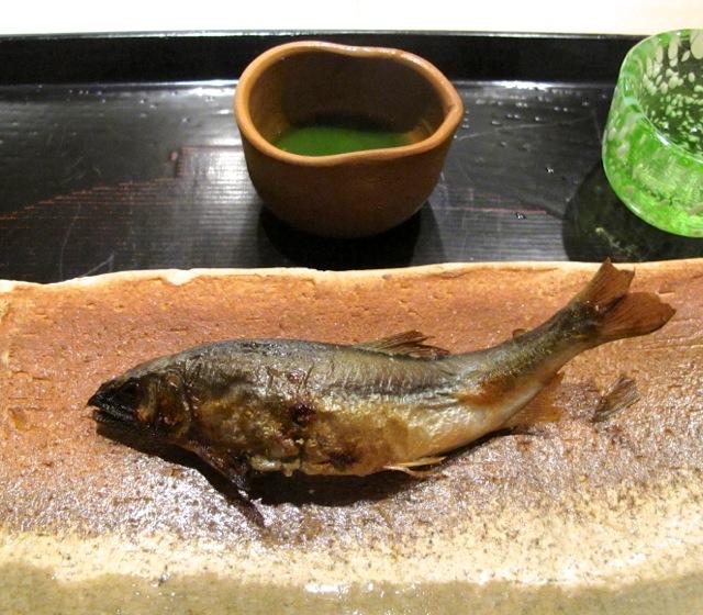 ayu shioyaki 3 © Tokyo Food File