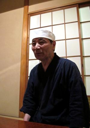 Itosho Chef Ito 2 © Tokyo Food File