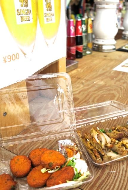 Little thailand food © Tokyo Food File