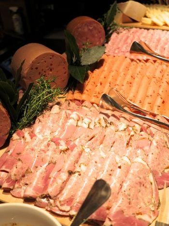 Park Brewery meats © Tokyo Food File