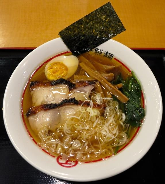 Marusen chuka soba © Tokyo Food File