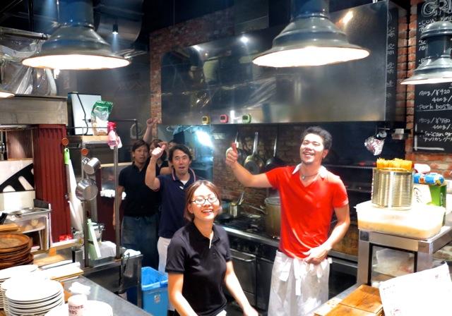BB kitchen © Tokyo Food File