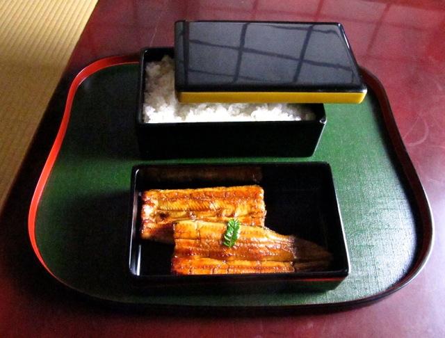 Akimoto unaju © Tokyo Food File