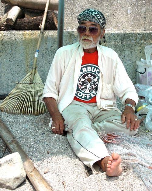 Hayama fisherman 2 © Tokyo Food File