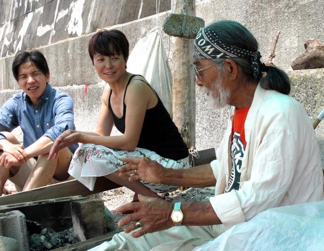Hayama fisherman 3 © Tokyo Food File