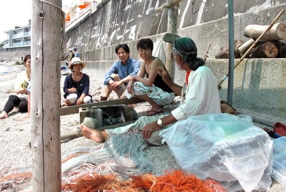 Hayama fisherman 1 © Tokyo Food File