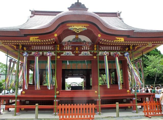 Tanabata hachimangu 2 © Tokyo Food File