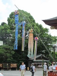 Tanabata hachimangu 4 © Tokyo Food File
