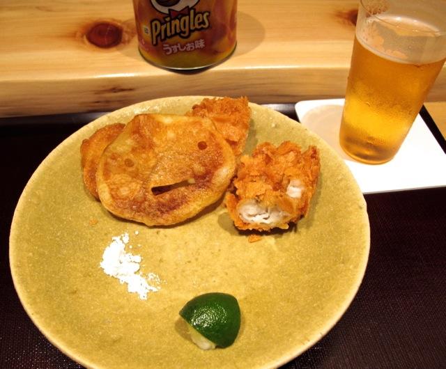 傳 pringles3 © Tokyo Food File