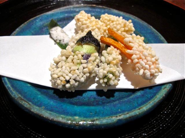 Itosho shojin-age © Tokyo Food File