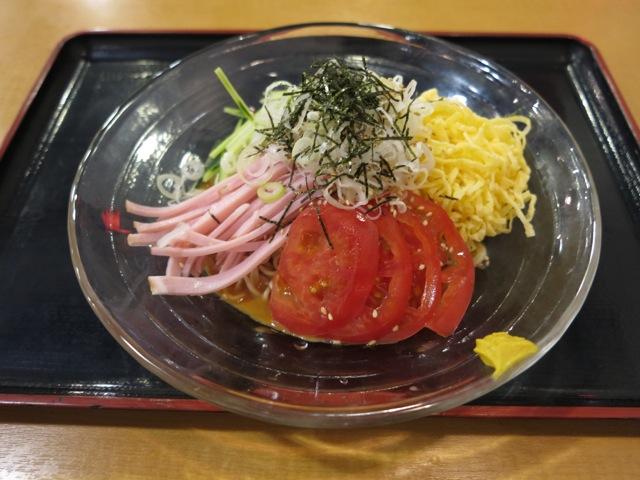 Hiyashi chuka @ marusen © Tokyo Food File
