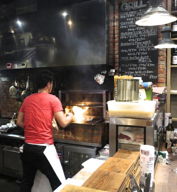 Butcher bros kitchen © Tokyo Food File