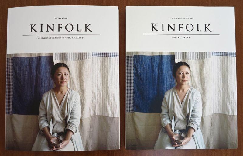 Kinfolk mags © Tokyo Food File