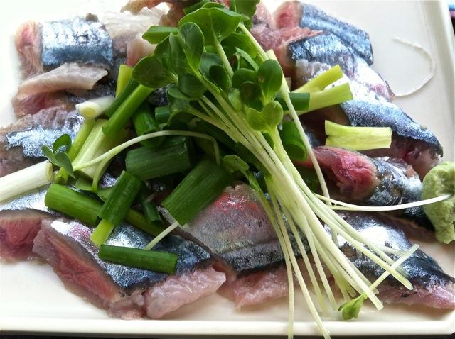 sanma sashimi © Tokyo Food File