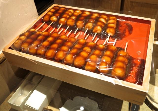 higashiya man dango © Tokyo Food File
