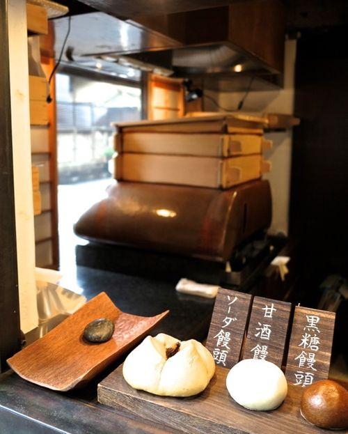 higashiya man manju © Tokyo Food File